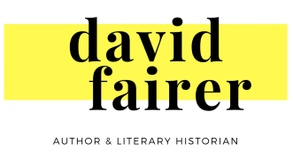 David Fairer Author & Literary Historian