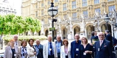 Visit to Westminster