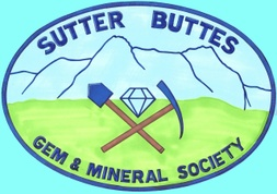 Welcome to  the Sutter Buttes Gem & Mineral Society