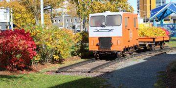 Railway Coastal Museum, St. John's, NL, is about 45 min from Murray House Vacation Home