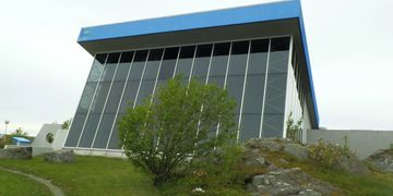 The Geo Center in St. John's, NL, is about 30 min from Murray House Vacation Home