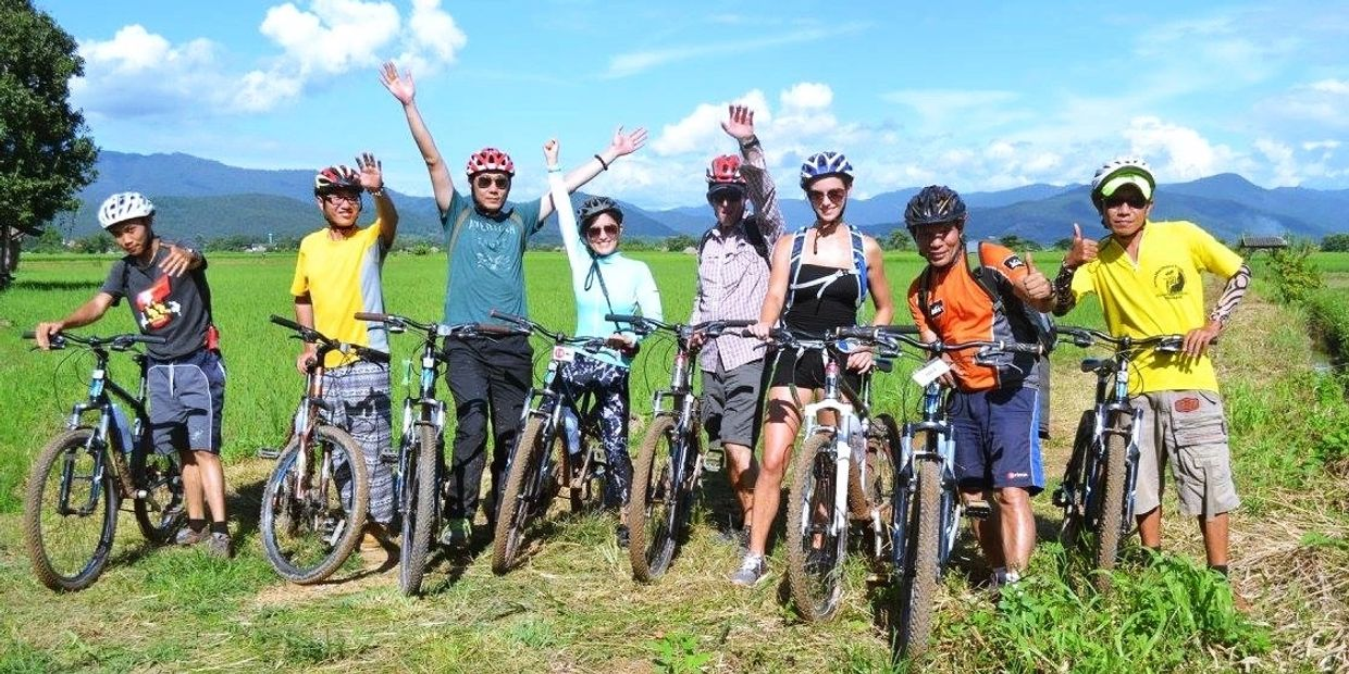 Countryside exploration and Off-road Cycling tours