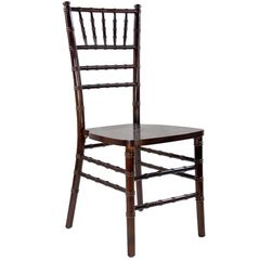 Light Fruitwood  Chiavari Chairs