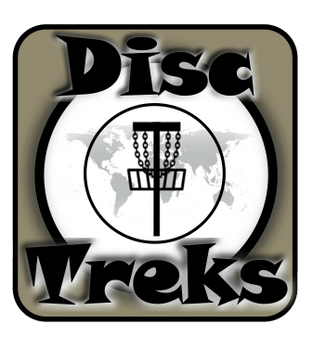 Disc golf course previews and playthroughs