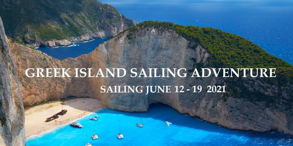 Join Funsail for a once in a lifetime sailing holiday to the Greek Islands