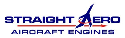 Straight Aero Aircraft Engines