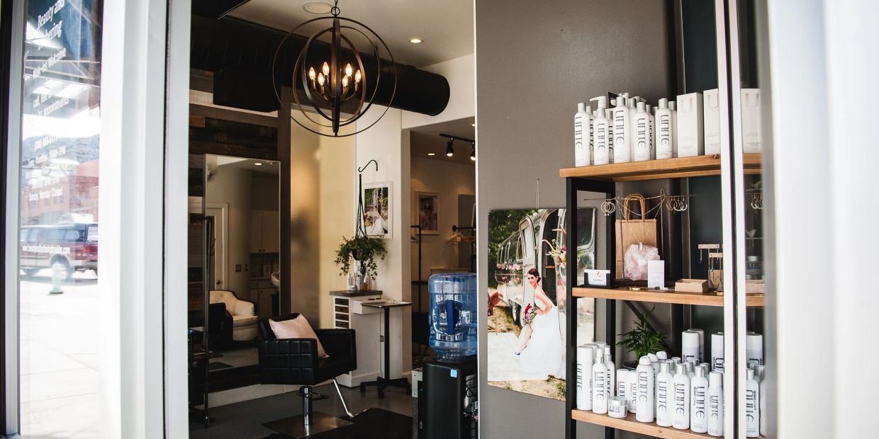 Ember Salon Boulder Hair Salon