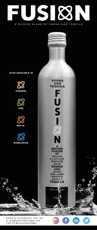 Fusion Vodka and Tequila poster