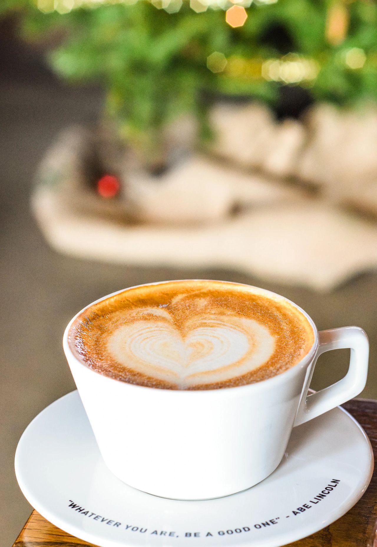 Honest Coffee in Nashville never lies