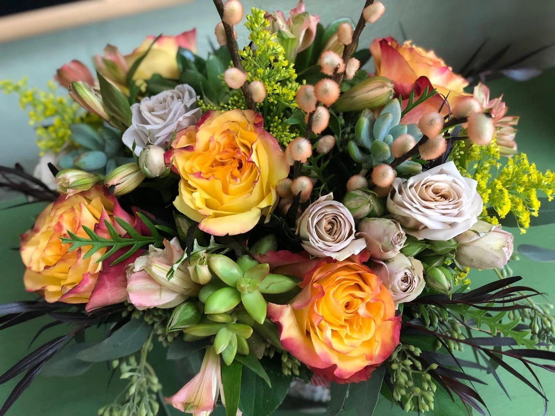 Love N Bloom Flower Shop Corsage Succulent Corsages Boutonniere Love N Bloom Flower Shop