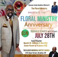 Join Chief Apostle Dr. William R. Harrell Jr. & WRH Ministry this Sunday Evening July 28th @3:30pm a