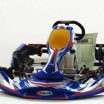 CKR USA | CKR Karts Chassis Frames Parts | Shifter Kart Racing