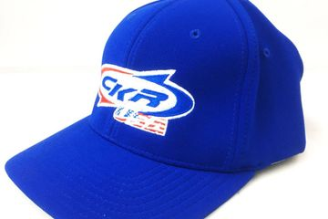 CKR USA RACE TEAM CAP, FLEX FIT