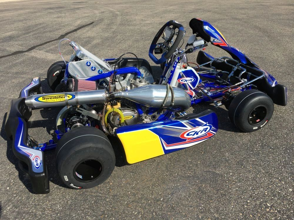 CKR Racing Kart Chassis Models | Shifter Kart KZ LO206 Kid