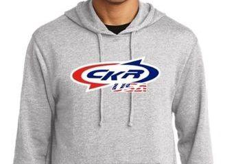 CKR USA RACE TEAM SWAG HOODED SWEAT SHIRT (OFFICIAL)