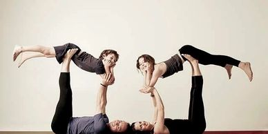 Family Acroyoga - Fremantle - Yoga Grooves Next Family Acroyoga classes are August 21st and August 25th