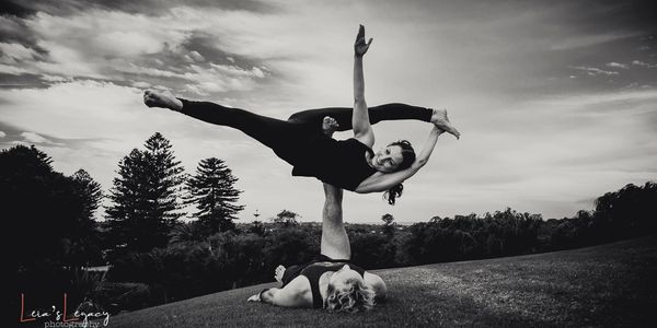 Fremantle Acroyoga classes and workshops