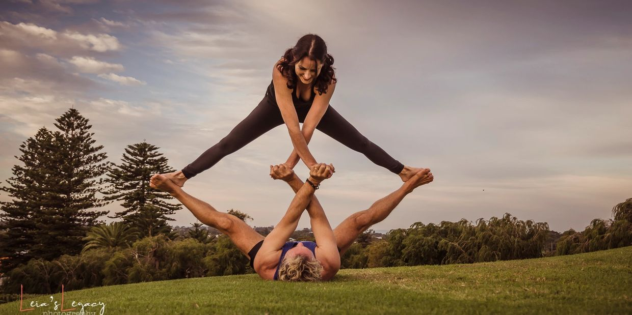 Yoga Grooves - Acroyoga in Fremantle , Perth