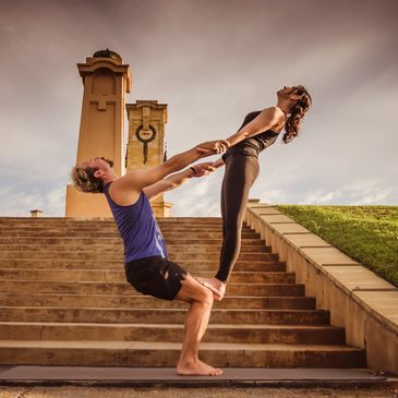 Acroyoga workshops in Fremantle. 2 hour classes for $40
