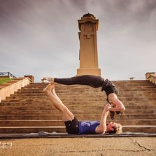 AcroYoga in Fremantle for everyone