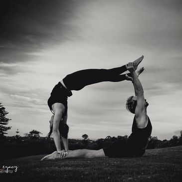 Acroyoga in Fremantle Acroyoga coming up in Mandurah, Morley, Mt Lawley and Scarborough