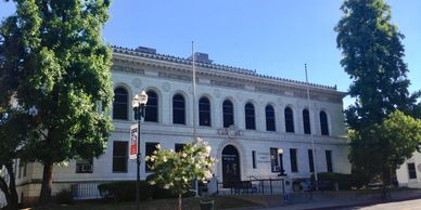 El Dorado County Court House.