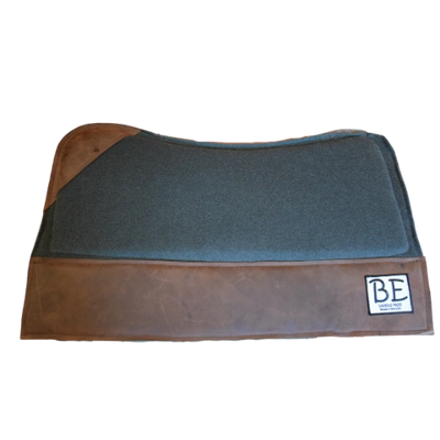BE Saddle Pads | Better Equine | BE Comfort Program | Orthopedic Saddle Pad | Ergonomic Back Contour