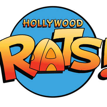 Hollywood Rats! Logo