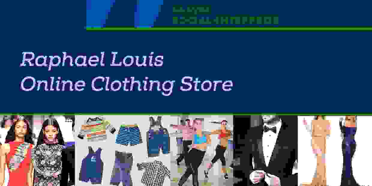 The Raphael Louis Clothing Store is a Canadian Luxury Fashion Brand Company and trade name founded b