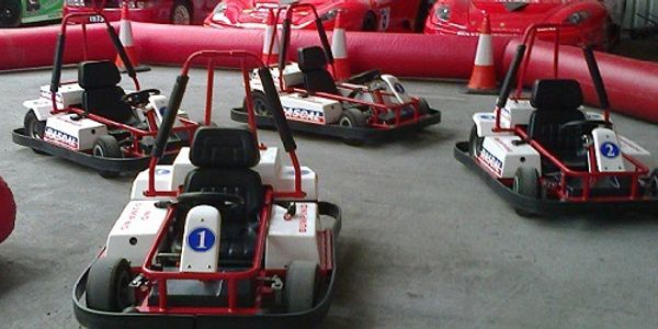 Mobile Go Karts, Soft Play, Garden Fairground Games, Bouncy Castle, Character Mascots, Fun Food Hire