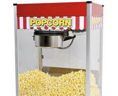 Popcorn Machine Hire  Manchester, Tameside, Stockport, Glossop, Salford, Oldham, Rochdale