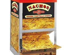 Nacho Machine Hire Manchester, Tameside, Stockport, Glossop, Salford, Oldham, Rochdale