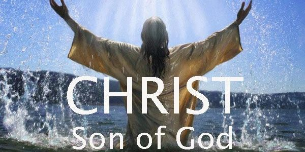Jesus is the Son of God.