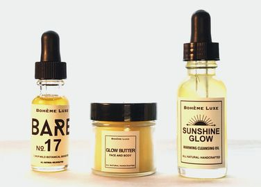 Glow Butter exploration set