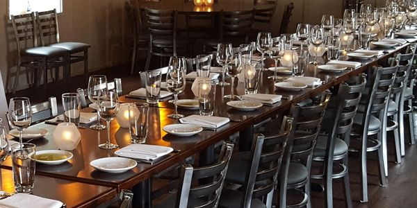 Host your event at Moro's Kitchen in Skaneateles.