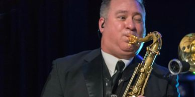 Jim Wilpula Saxophone Player, plays Westcoast Sax Saxophone Mouthpieces