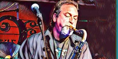 Don McCabe Saxophone Player, plays Westcoast Sax Saxophone Mouthpieces