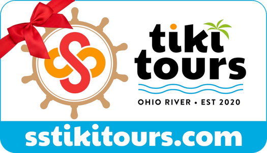 SS Tiki Tours digital gift cards