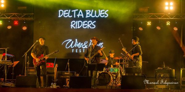 Delta Blues Riders is the most complete and charismatic blues band from Portugal, having been chosen