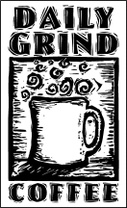 Daily Grind Funky Coffee Shop