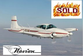 Rare Twin Navion Sold in ONE MONTH!