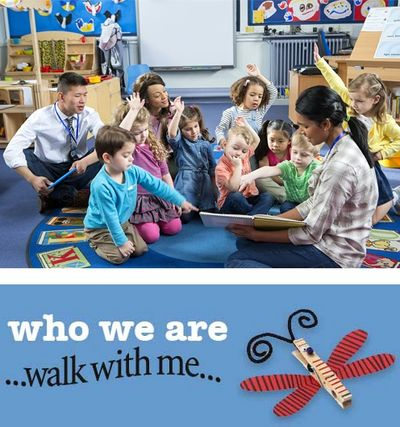 Children's Hub | Walk With Me
