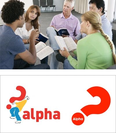 Small Groups | Alpha course