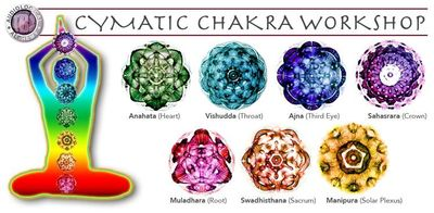 Cymatic Chakra Workshop