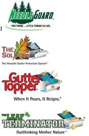 Gutter Topper Products