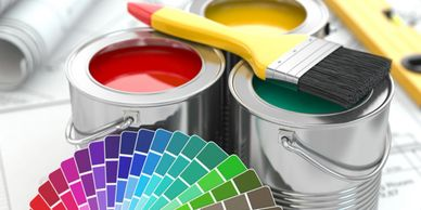Painting and Decorating Painter and decorator Decorating Services Bournemouth Poole Dorset Wimborne