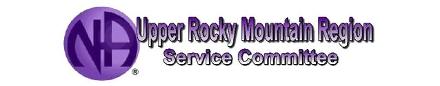 Upper Rocky Mountains Region Narcotics Anonymous