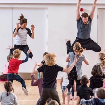 Dance for young people in York and North Yorkshire. Photo: Michael Oakes