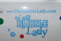 The Bubble Lady