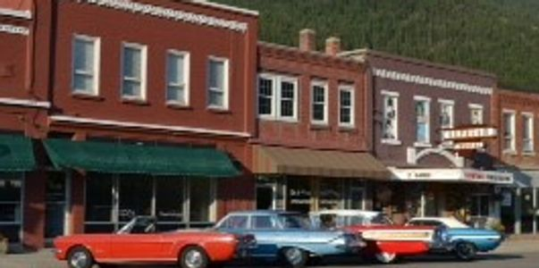 Crowsnest Pass Show n' Shine